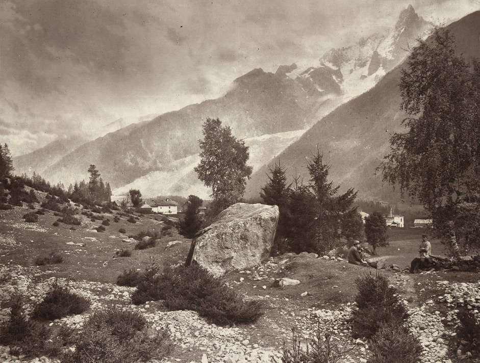 In The Valley Of Chamouni, Savoy